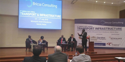 Conferencia de África oriental sobre transporte e infraestructura
