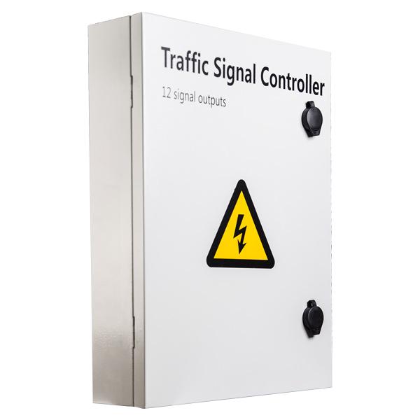 Controlador De Semáforo Cruce Peatonal