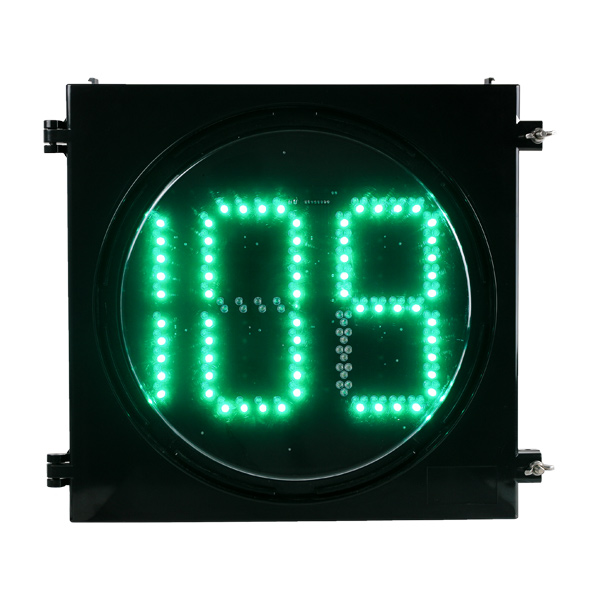 200mm/300mm Round Countdown Timer Traffic Light