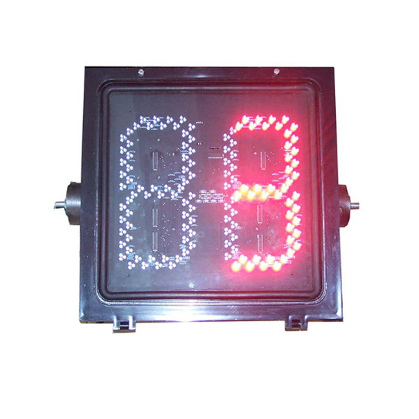 200mm/300mm Square Countdown Timer Traffic Light