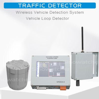 Detector De Tráfico