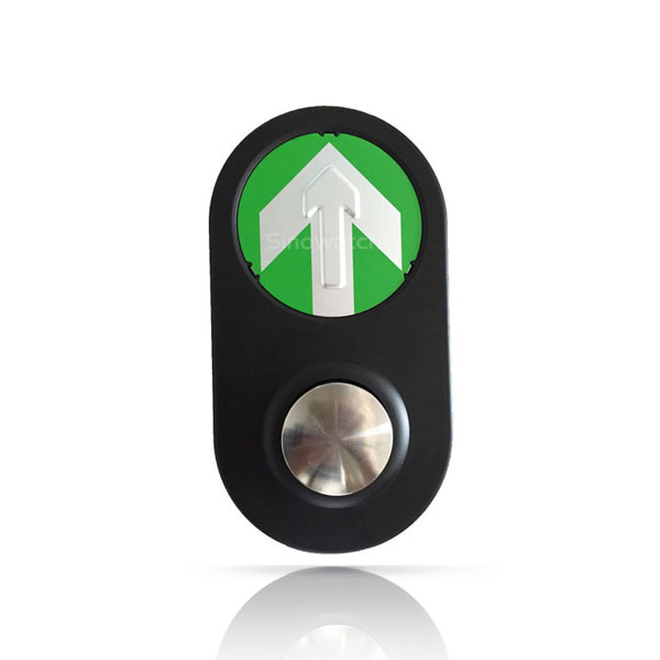 Mechanical Pedestrian Push Button