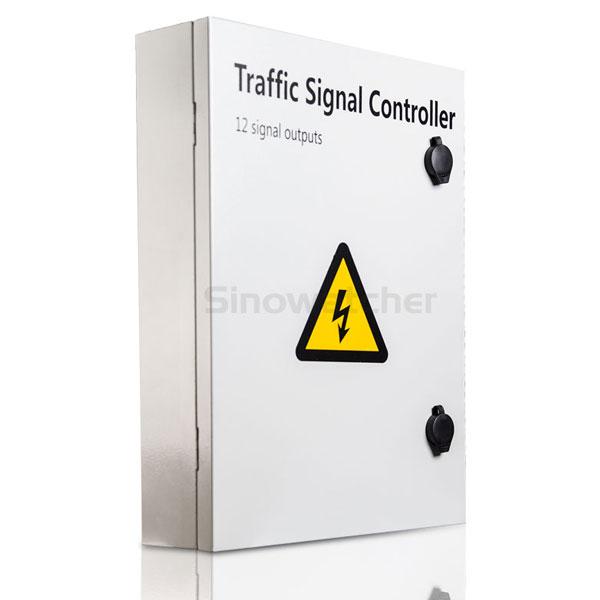Pedestrian Crossing Signal Controller