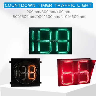 Traffic Light Countdown Timer