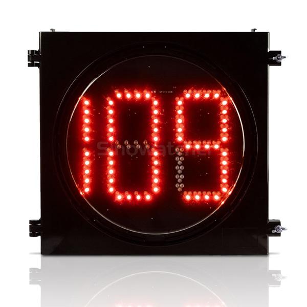 200mm/300mm Round Countdown Timer Traffic Light