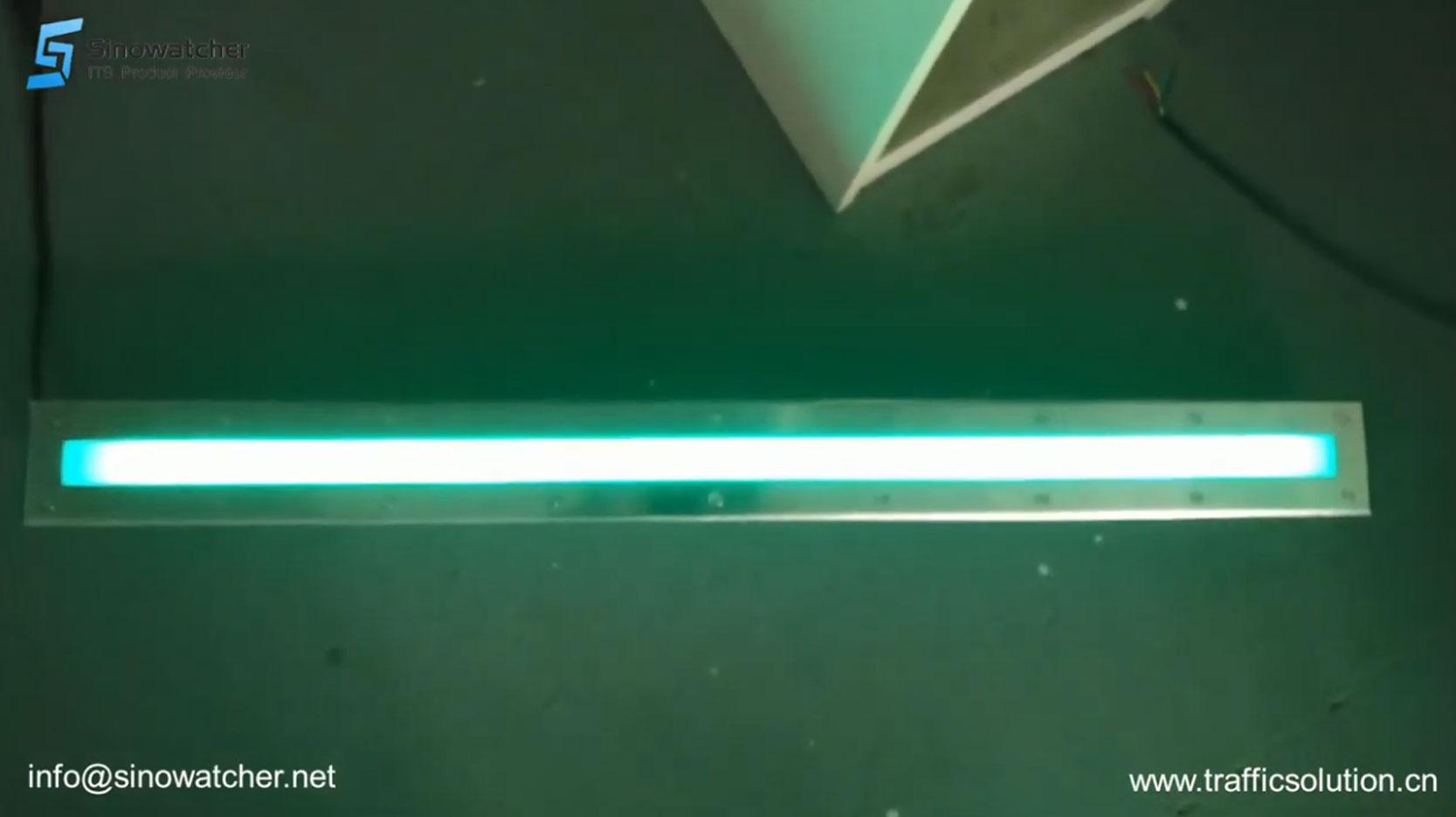 In-ground LED signal v.2