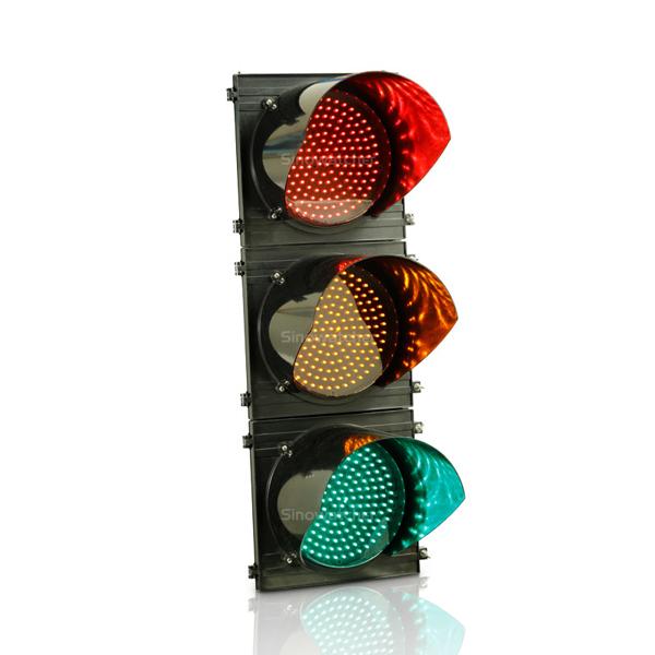 Clear Lens Vehicle Traffic Light