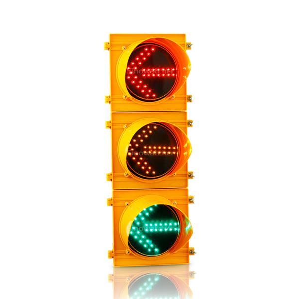 Semáforos Vehiculares De Lente Transparente