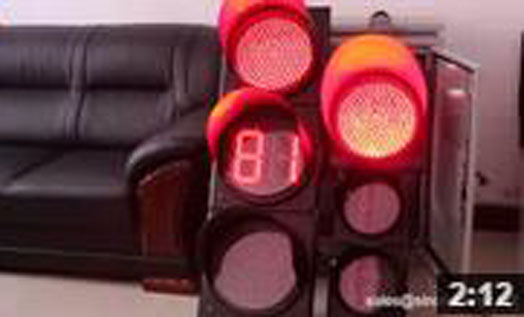 LED Traffic Countdown Signals