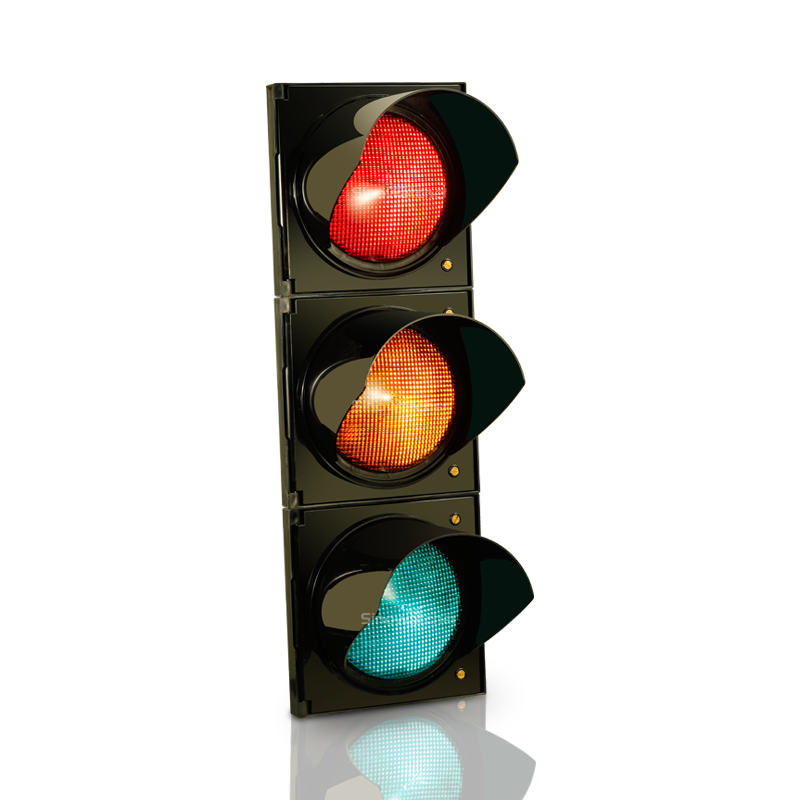 High Flux Vehicle Traffic Light