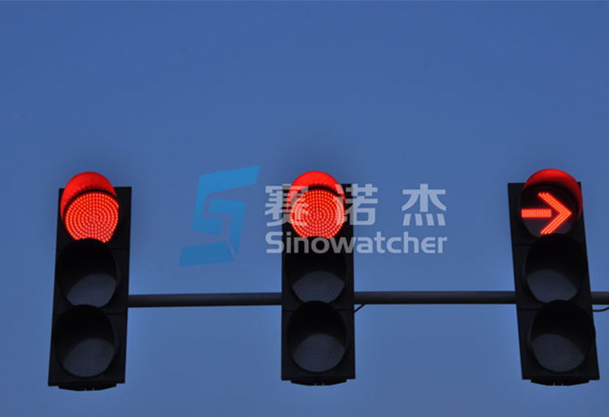 The Working Principle of the Traffic Light Control System