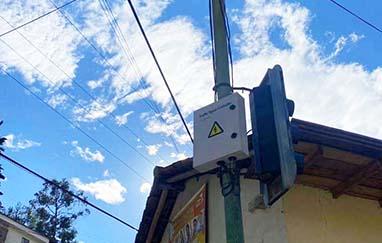 2021upgraded traffic controller in Ecuador