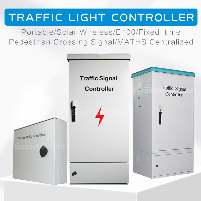 Brief introduction of traffic signal control hardware equipment