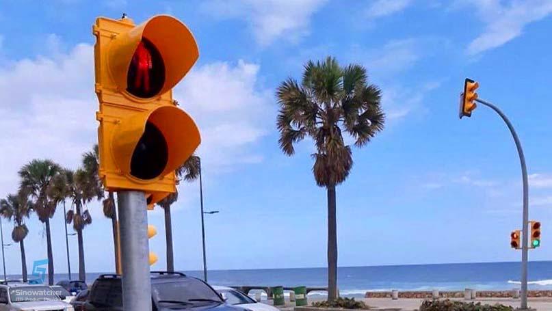 Pedestrian Traffic Light1