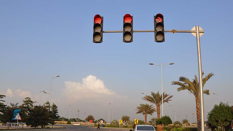 Clear Lens Vehicle Traffic Light2