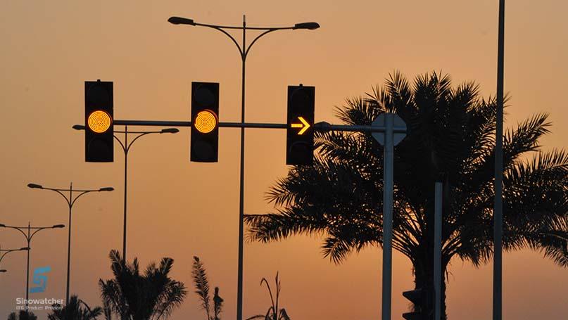 Clear Lens Vehicle Traffic Light3