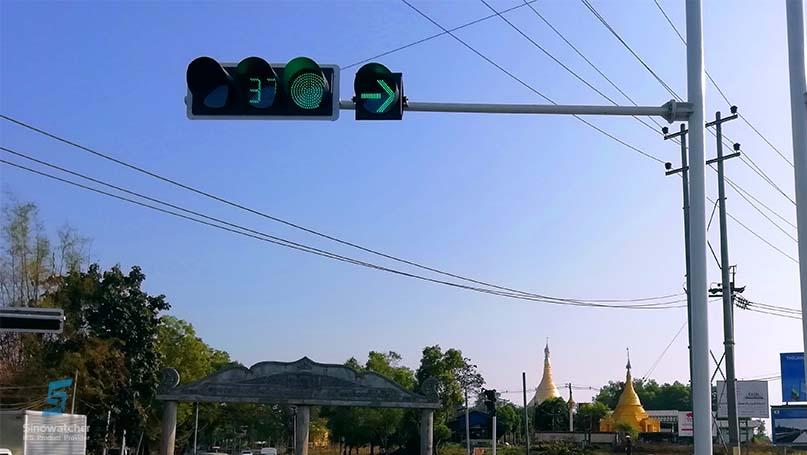 Clear Lens Vehicle Traffic Light5