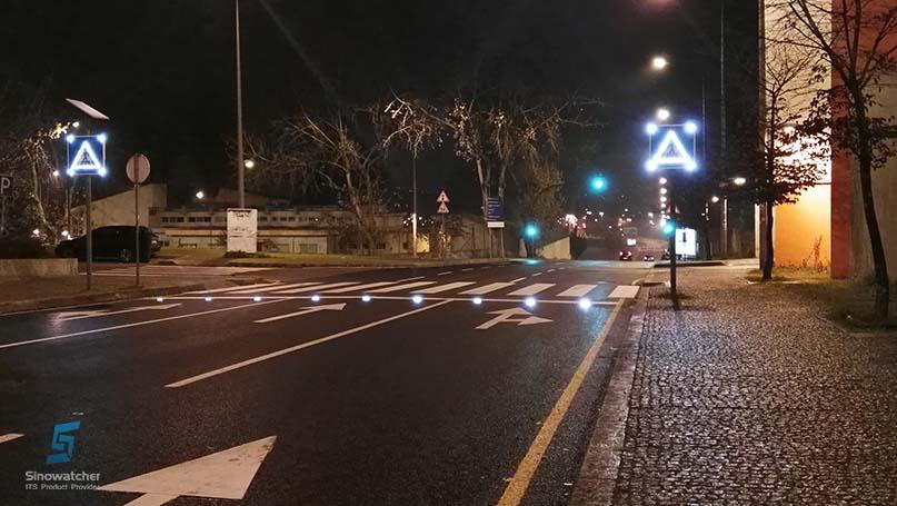 Installation method of LED Reflective Road Stud
