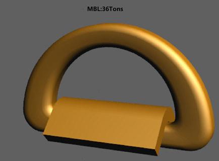 MBL:36T D-Ring