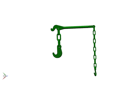13mm Lashing Chain Tensioner